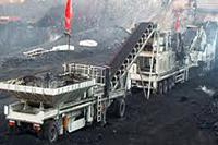 mineral mining plant