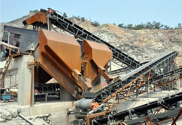 Sri Lanka Granite Crushing Plant